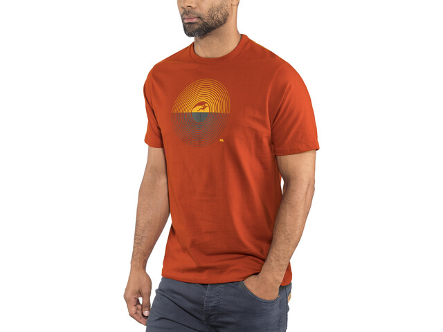 Mountain Equipment Prism T-shirt Homme, henna
